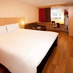 Отель Ibis Genève Centre Nations 3* Стандартный номер с различными типами кроватей фото 5