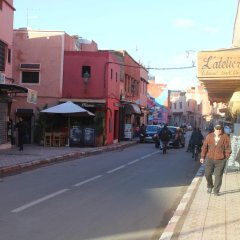 Отель Dar Ikalimo Marrakech фото 7
