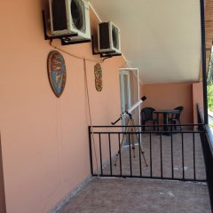 Отель Villa Gardenia Ureki балкон