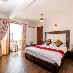 Отель Hoang Dao Villa 3* Номер Делюкс с двуспальной кроватью фото 8