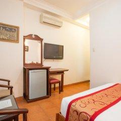 Ngoc Minh Hotel 2* Улучшенный номер с различными типами кроватей фото 4