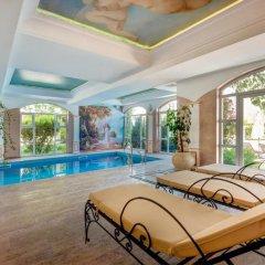 Отель Aparthotel Izida Palace Солнечный берег бассейн фото 2