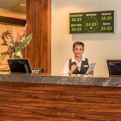 Отель Am Moosfeld Германия, Мюнхен - 3 отзыва об отеле, цены и фото номеров - забронировать отель Am Moosfeld онлайн интерьер отеля