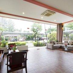 Santiphap Hotel & Villa 3* Стандартный номер с различными типами кроватей фото 10