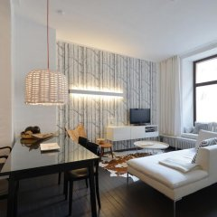Апартаменты Cocoma Design Apartment Мюнхен комната для гостей фото 4