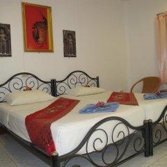 Отель Lanta Island Resort 3* Бунгало Делюкс с различными типами кроватей