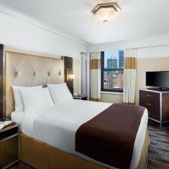 The New Yorker A Wyndham Hotel 2* Люкс с различными типами кроватей фото 5