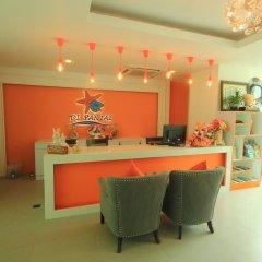 Отель Di Pantai Boutique Beach Resort интерьер отеля фото 2