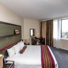 Отель Hilton London Canary Wharf 4* Полулюкс с различными типами кроватей фото 3