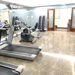 Hotel Boa-Vista фитнесс-зал
