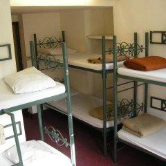 Jerusalem Hostel Кровать в общем номере с двухъярусной кроватью