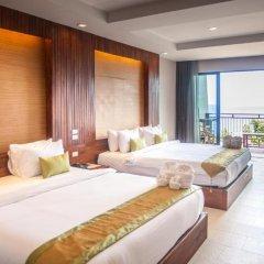 Отель Dusit Buncha Resort Koh Tao 3* Стандартный номер с различными типами кроватей фото 4
