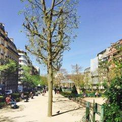 Отель Appart Tourisme Paris Porte de Versailles Hameau Франция, Париж - отзывы, цены и фото номеров - забронировать отель Appart Tourisme Paris Porte de Versailles Hameau онлайн парковка