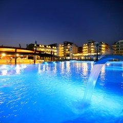 Grand Pearl Beach Resort & SPA Турция, Сиде - отзывы, цены и фото номеров - забронировать отель Grand Pearl Beach Resort & SPA онлайн бассейн фото 3
