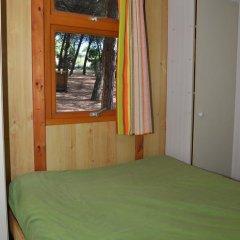 Отель Lisboa Camping Бунгало с различными типами кроватей фото 3