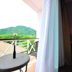 Отель Aloha Residence 3* Улучшенный номер фото 6