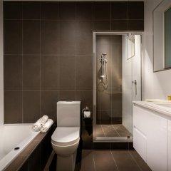 Отель Crest on Barkly ванная