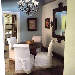 Отель La Casa Rosada Копан-Руинас комната для гостей фото 4