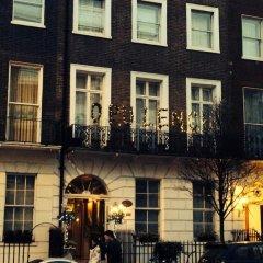 Отель Opulence Central London 4* Стандартный номер с 2 отдельными кроватями фото 3