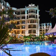 Отель Harmony Suites Monte Carlo Болгария, Солнечный берег - 1 отзыв об отеле, цены и фото номеров - забронировать отель Harmony Suites Monte Carlo онлайн бассейн