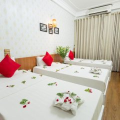 The Queen Hotel & Spa 3* Стандартный семейный номер разные типы кроватей фото 5