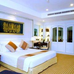 Отель Centre Point Silom 4* Люкс