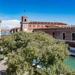 Отель La Gondola Rossa Италия, Венеция - отзывы, цены и фото номеров - забронировать отель La Gondola Rossa онлайн приотельная территория фото 2