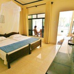 Отель Sagarika Beach Hotel Шри-Ланка, Берувела - отзывы, цены и фото номеров - забронировать отель Sagarika Beach Hotel онлайн комната для гостей фото 4