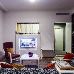Radisson Blu Plaza Hotel, Helsinki 4* Представительский люкс с различными типами кроватей фото 4