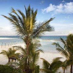 Отель El Dorado Maroma Gourmet All Inclusive by Karisma, Adults Only пляж