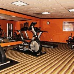 Отель Quality Inn & Suites New York Avenue фитнесс-зал фото 3