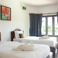 Отель Waterside Resort 3* Стандартный номер с 2 отдельными кроватями фото 15