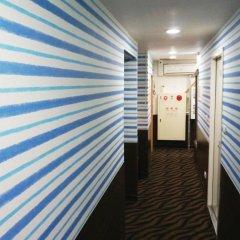 Отель Ximen Taipei DreamHouse 2* Стандартный номер с 2 отдельными кроватями фото 16