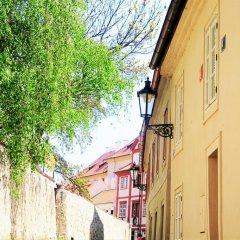 Отель Garden Residence Prague Castle Чехия, Прага - отзывы, цены и фото номеров - забронировать отель Garden Residence Prague Castle онлайн балкон