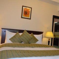 Отель Al Hayat Hotel Apartments ОАЭ, Шарджа - отзывы, цены и фото номеров - забронировать отель Al Hayat Hotel Apartments онлайн комната для гостей фото 11