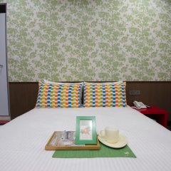ECFA Hotel Ximen 2* Стандартный номер с двуспальной кроватью фото 5
