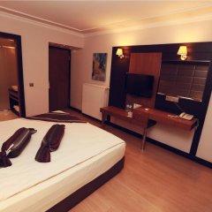 Damcilar Hotel 3* Стандартный номер с двуспальной кроватью фото 10