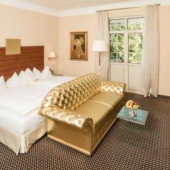 Classic Hotel Meranerhof 4* Люкс фото 8