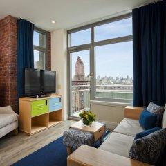 Arthouse Hotel New York City 4* Апартаменты с различными типами кроватей фото 5