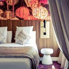 Отель Mercure Lyon Centre Plaza République 4* Стандартный номер с различными типами кроватей фото 2
