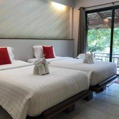 Отель Sarikantang Resort And Spa 3* Стандартный номер с различными типами кроватей фото 18