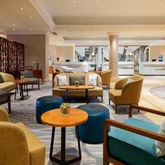 Отель Lisbon Marriott Hotel Португалия, Лиссабон - отзывы, цены и фото номеров - забронировать отель Lisbon Marriott Hotel онлайн интерьер отеля фото 2