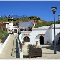 Отель Casa Cueva Alhama Сьерра-Невада парковка