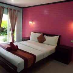 Отель Lanta Riviera Resort 3* Бунгало с различными типами кроватей фото 3