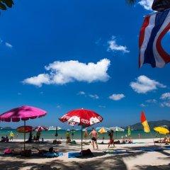 Long Beach Hotel Patong пляж