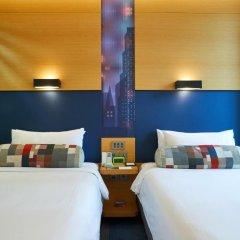 Отель Aloft Seoul Gangnam 4* Стандартный номер с различными типами кроватей