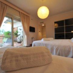 Отель Zaccardi 3* Стандартный номер с различными типами кроватей фото 14