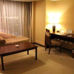 Beijing Dongfang Hotel 3* Улучшенный люкс с различными типами кроватей