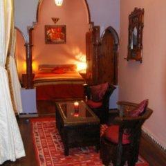 Отель Dar Moulay Ali 3* Стандартный номер фото 8