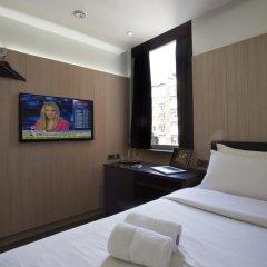 Отель The Z Hotel Victoria Великобритания, Лондон - отзывы, цены и фото номеров - забронировать отель The Z Hotel Victoria онлайн комната для гостей фото 5